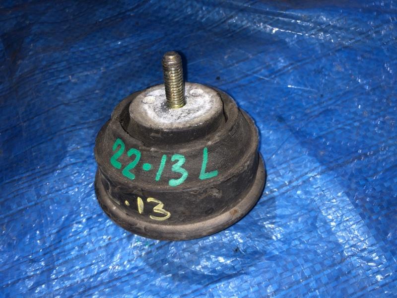 Подушка двигателя Bmw 323I E46 M52 1999 левая