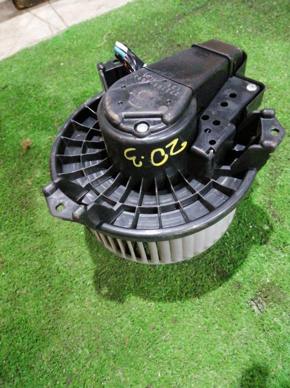 Вентилятор печки Toyota Mark X Zio ANA10 2AZ-FE