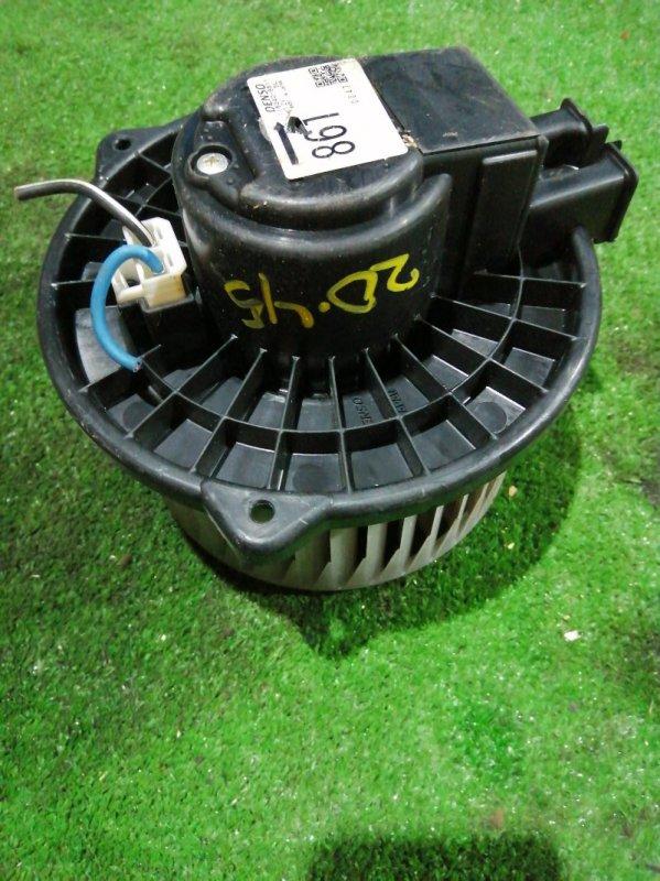 Вентилятор печки Mitsubishi Pajero V93W 6G72 2009