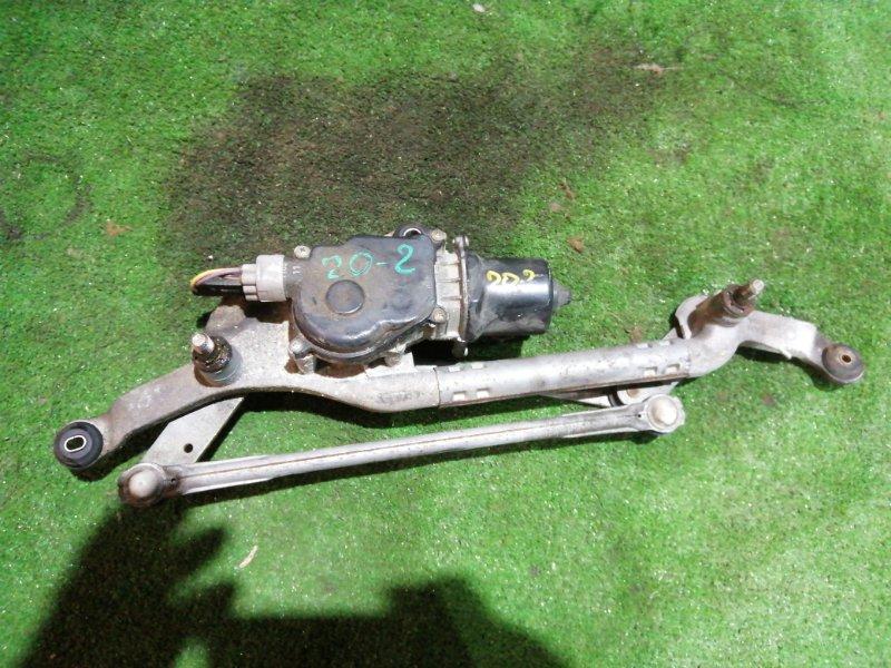 Привод дворников Toyota Estima MCR30W 1MZ-FE