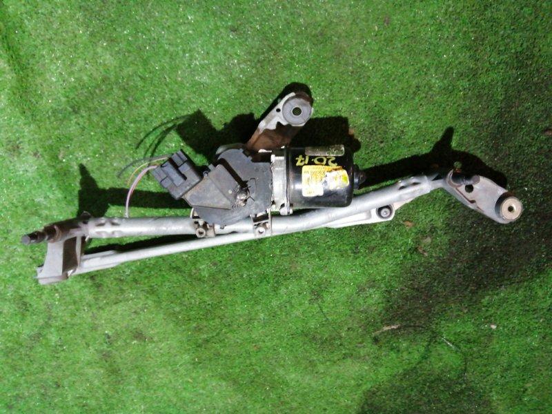 Привод дворников Renault Megane K4M C 813 2008