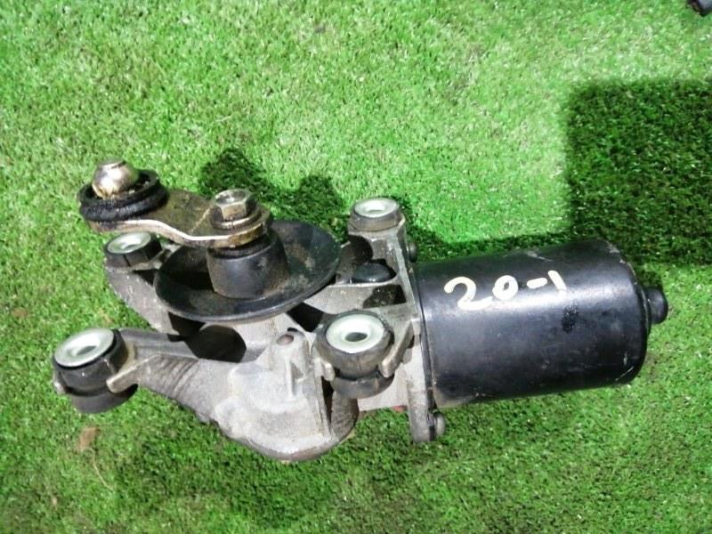 Мотор стеклоочистителя Nissan March ANK11 CGA3DE