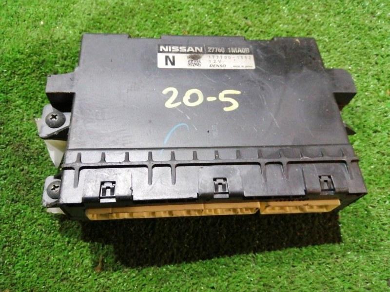 Блок комфорта Nissan Fuga Y51 VQ25HR