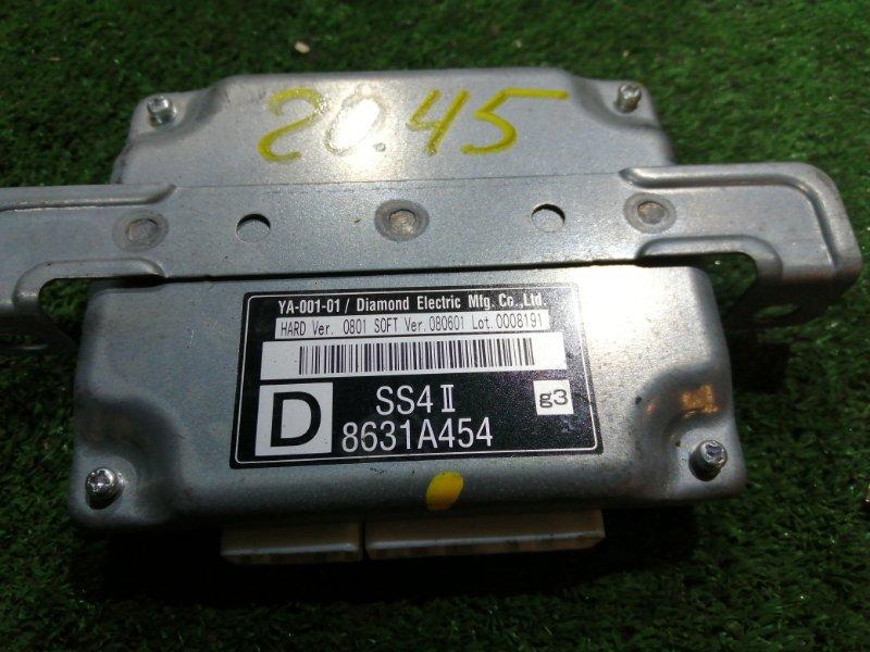 Блок управления раздаточной коробкой Mitsubishi Pajero V93W 6G72 2009