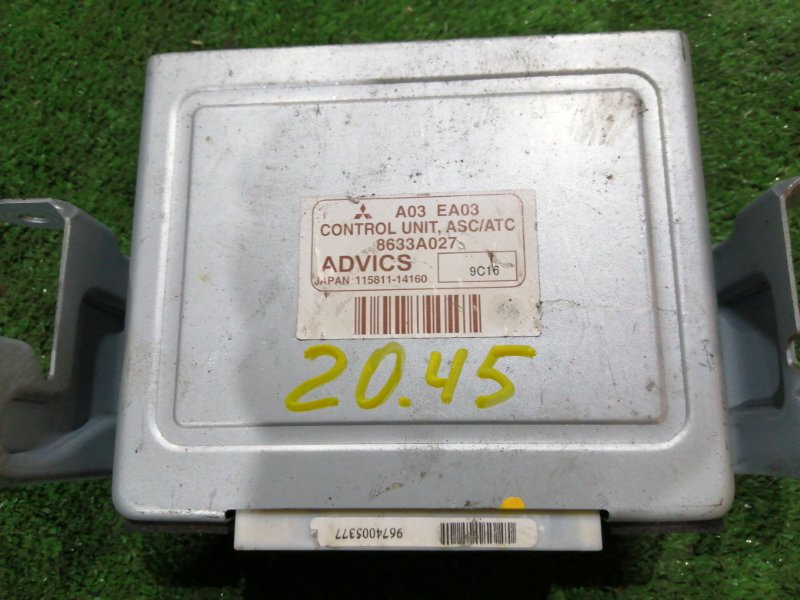 Блок управления круиз контролем Mitsubishi Pajero V93W 6G72 2009
