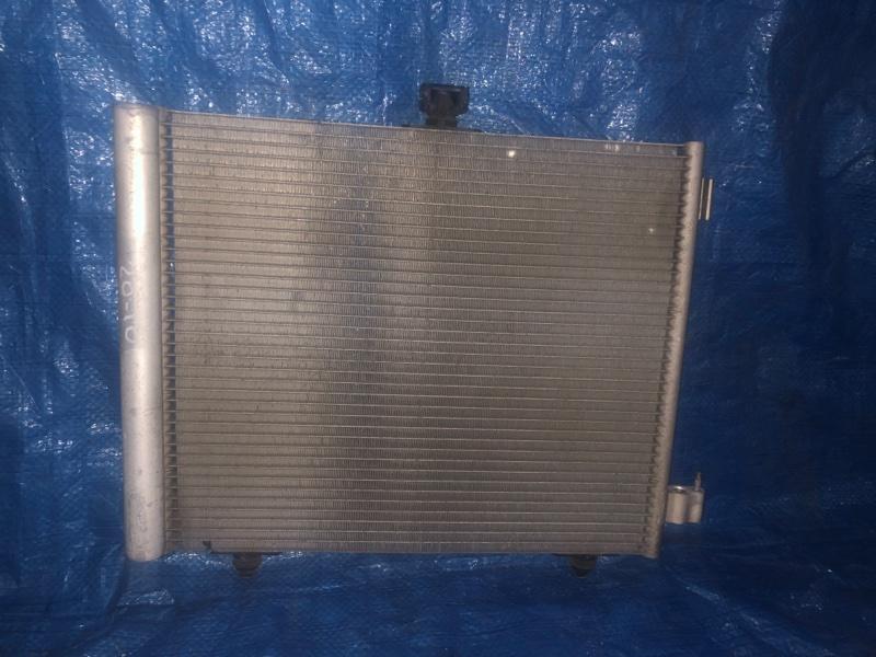 Радиатор кондиционера Peugeot 207 KFU