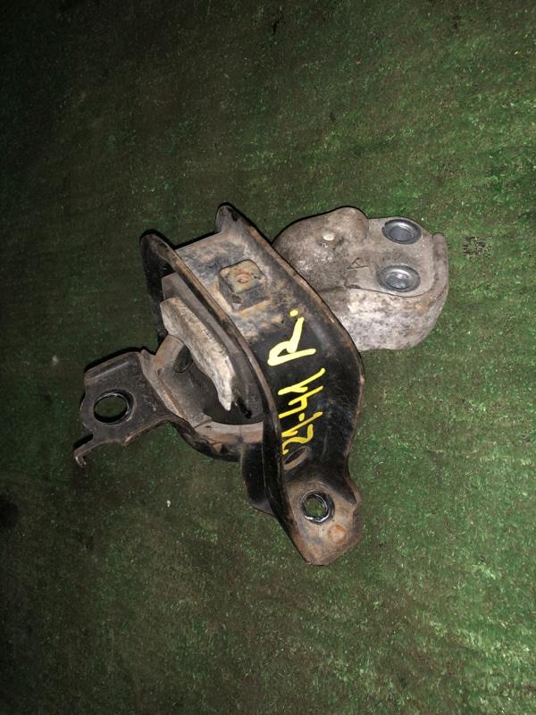 Подушка двигателя Toyota Probox NCP59 1NZ-FE правая