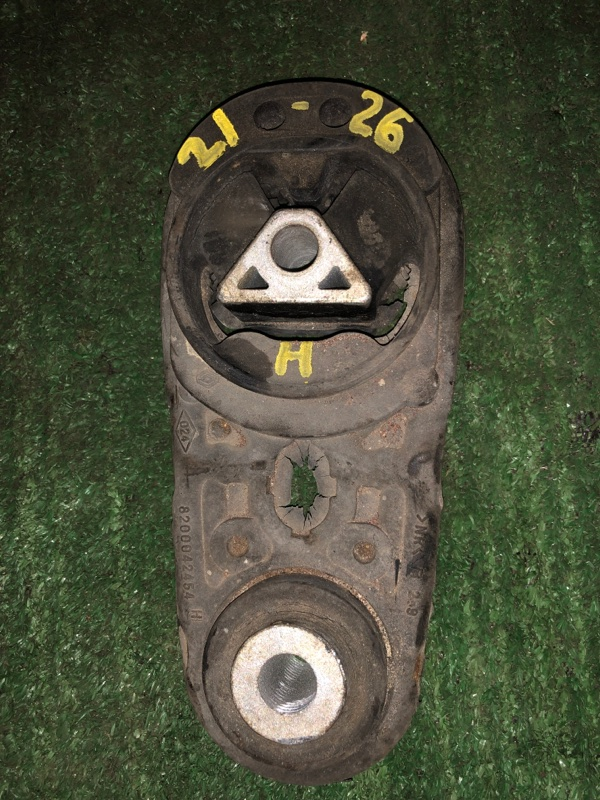 Подушка двигателя Renault Megane F4R-771 2004 задняя