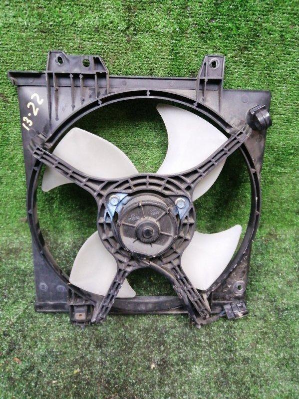 Вентилятор радиатора двигателя Subaru Legacy BE5 EJ20-TT