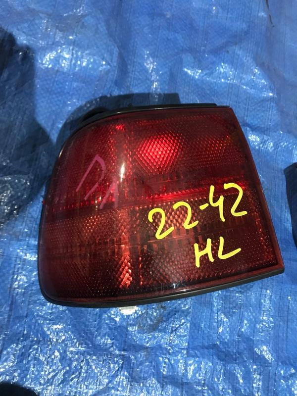 Фонарь стоп-сигнала Nissan Liberty PNM12 SR20DE левый