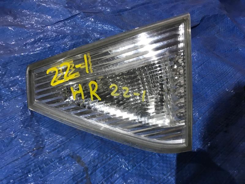Фонарь в крышку багажника Subaru Impreza GH3 EL154 правый