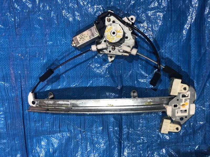 Стеклоподъемник Nissan Bluebird EU14 SR18DE передний правый