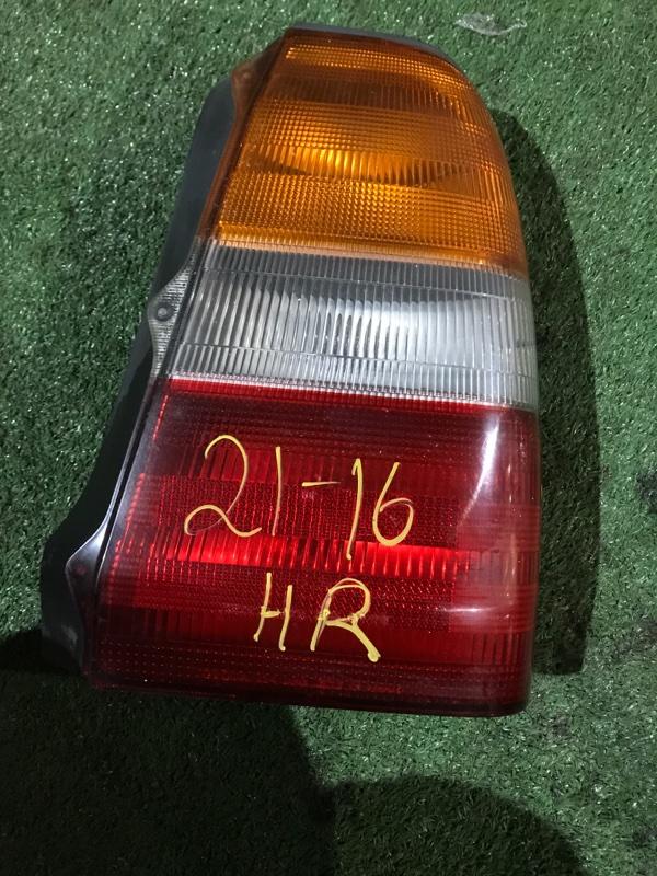 Фонарь стоп-сигнала Toyota Crown Comfort LXS11 2L-TE правый