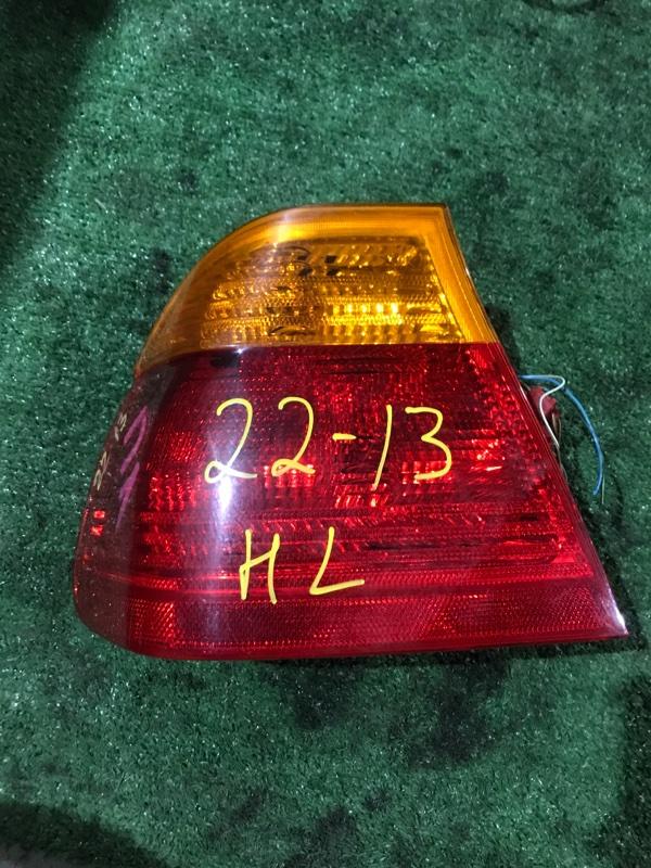 Фонарь стоп-сигнала Bmw 323I E46 M52 1999 левый
