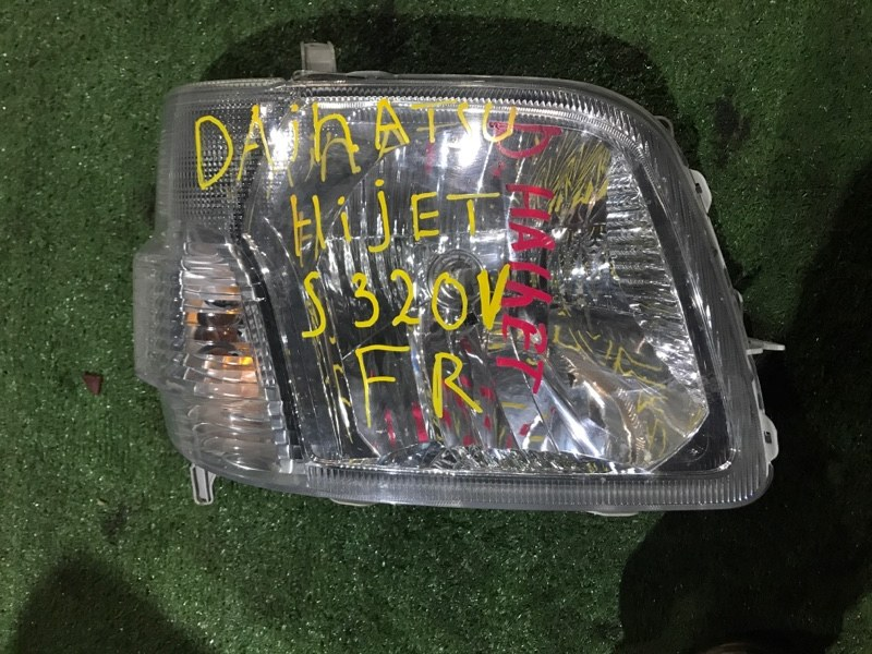 Фара Daihatsu Hijet S320V правая
