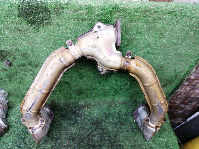 Труба приемная глушителя Subaru Forester SF5 EJ202