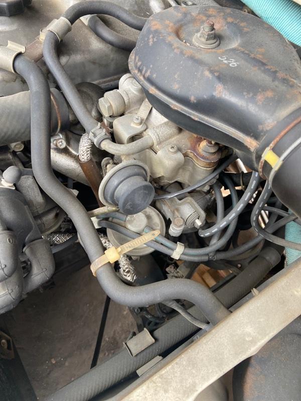 Карбюратор Mitsubishi Delica L063P G32B