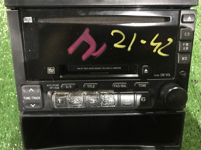 Магнитола Subaru Legacy BE5 EJ204
