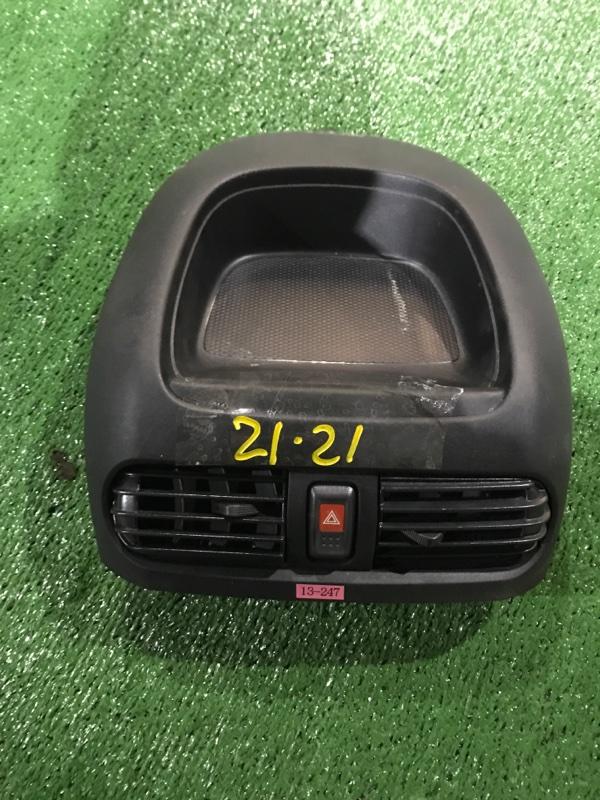 Дефлектор воздушный Nissan Ad VHNY11 QG18DE