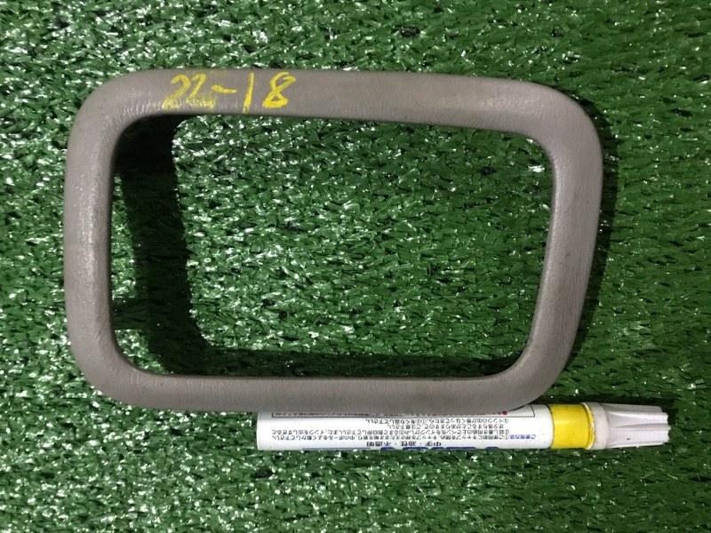 Накладка Toyota Sprinter AE114 4A-FE