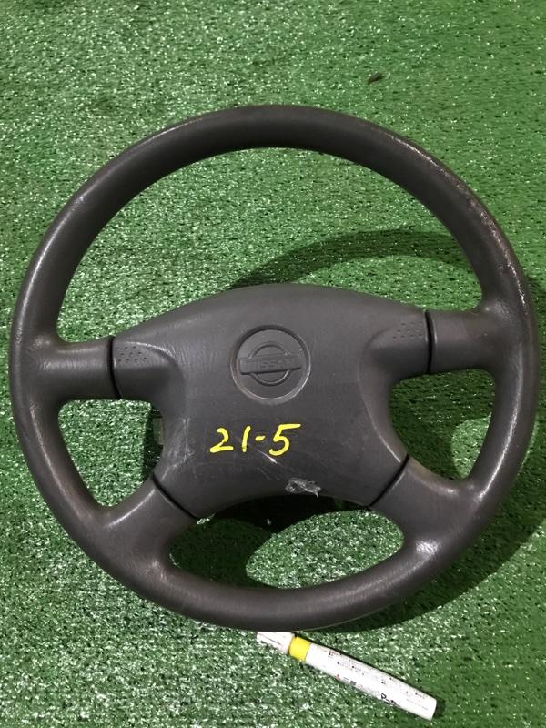 Руль Nissan Sunny FB15 QG15DE