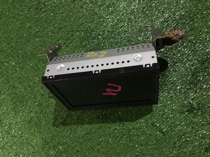 Монитор Mitsubishi Pajero Io H76W 4G93