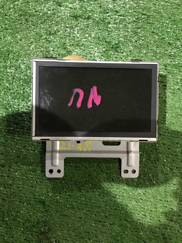 Монитор Nissan Skyline V36 VQ25HR