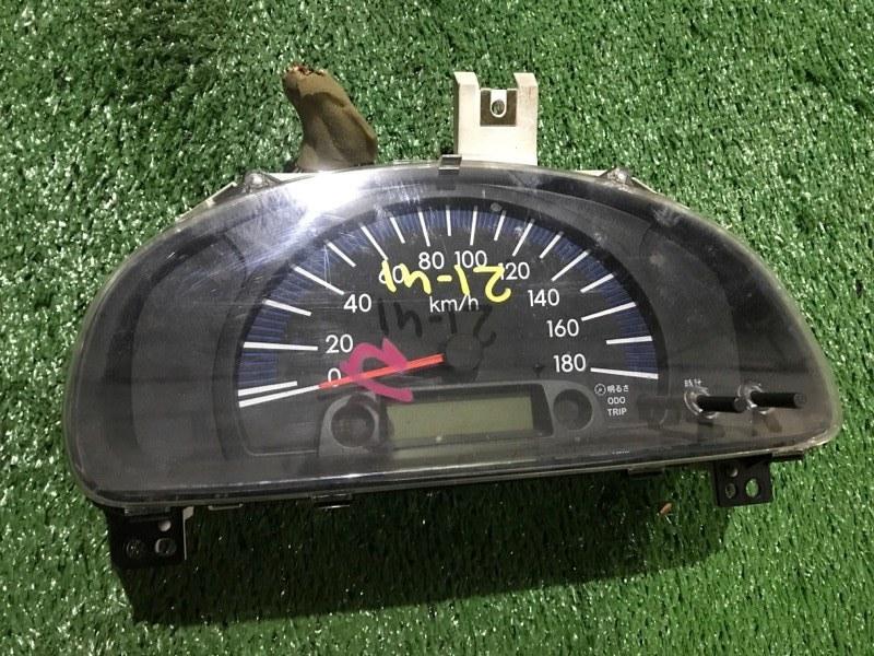 Комбинация приборов Toyota Probox NCP59 1NZ-FE