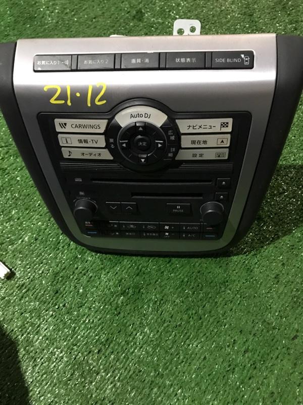 Магнитола Nissan Murano PNZ50 VQ35DE