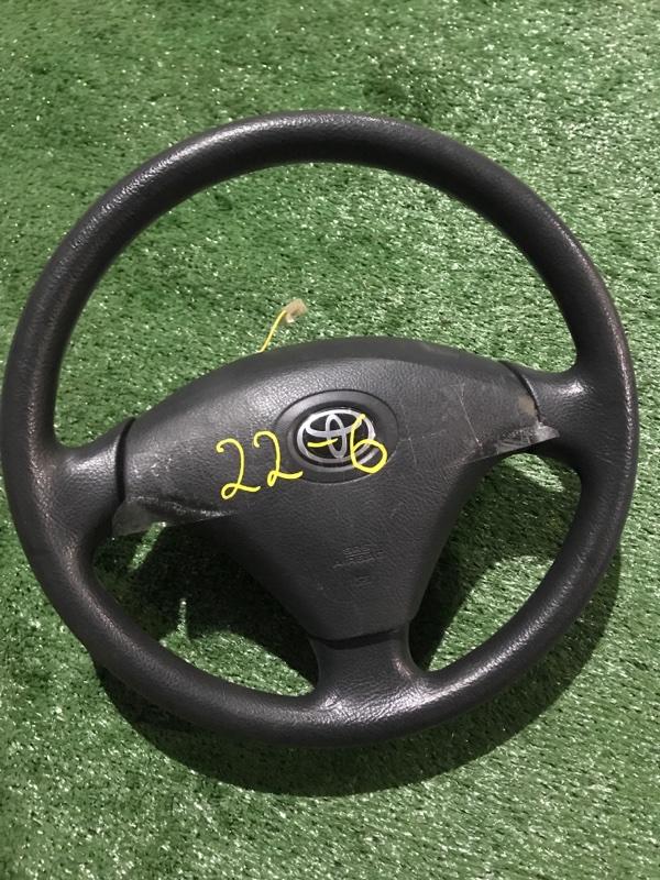 Руль Toyota Opa ZCT10 1ZZ-FE
