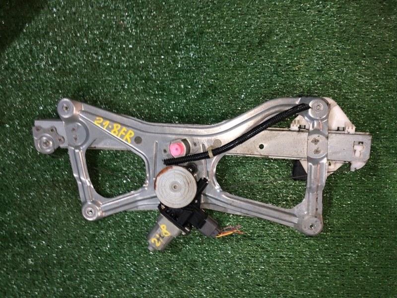 Стеклоподъемник Honda Civic Hybrid FD3 LDA1 передний правый