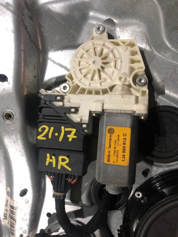 Стеклоподъемник Volkswagen Bora APK задний правый