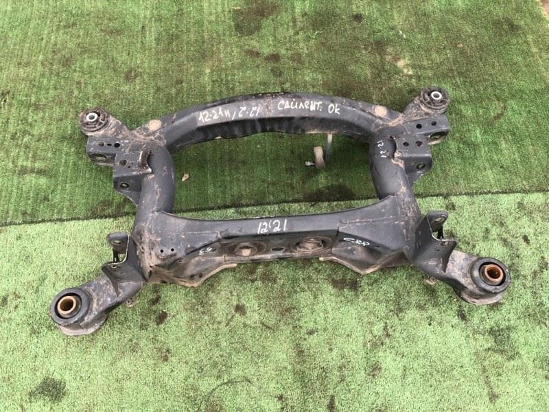 Балка поперечная Toyota Progres JCG10 1JZ-FSE задняя