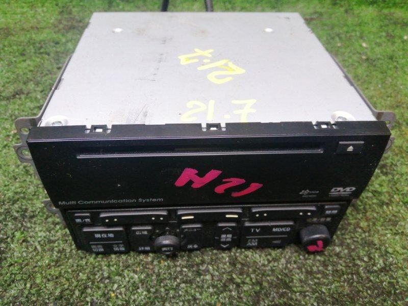 Магнитола Mitsubishi Pajero Io H76W 4G93