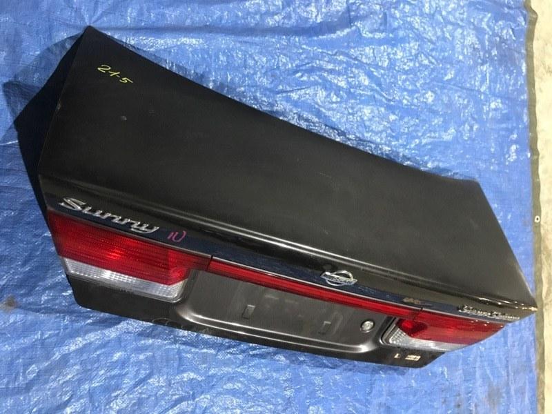 Крышка багажника Nissan Sunny FB15 QG15DE