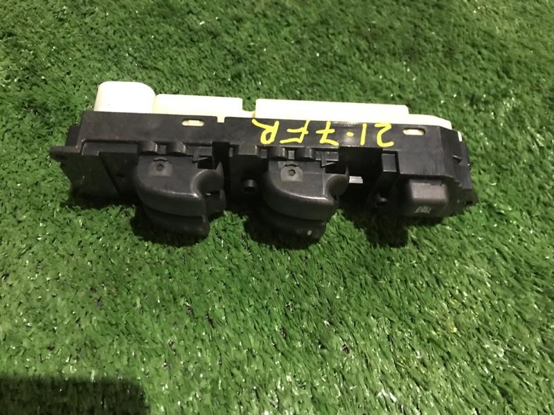 Блок управления стеклоподъемниками Mitsubishi Pajero Io H76W 4G93