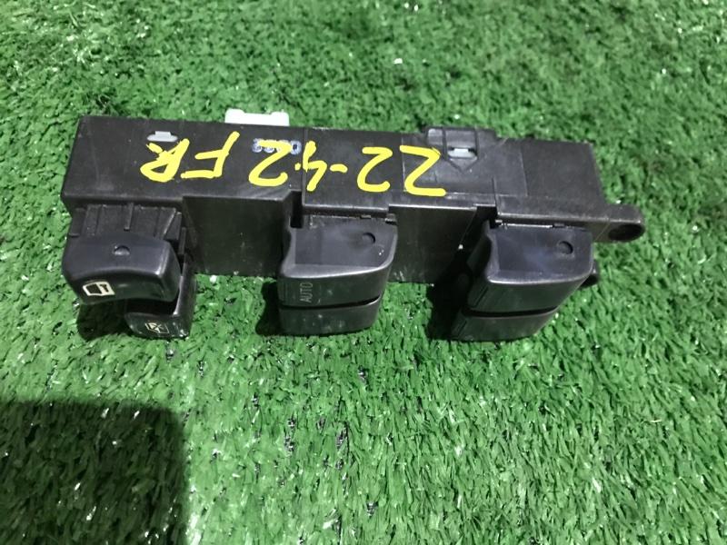 Блок управления стеклоподъемниками Nissan Liberty PNM12 SR20DE
