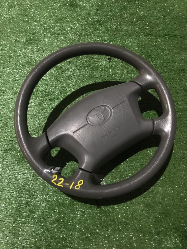 Руль Toyota Sprinter AE114 4A-FE
