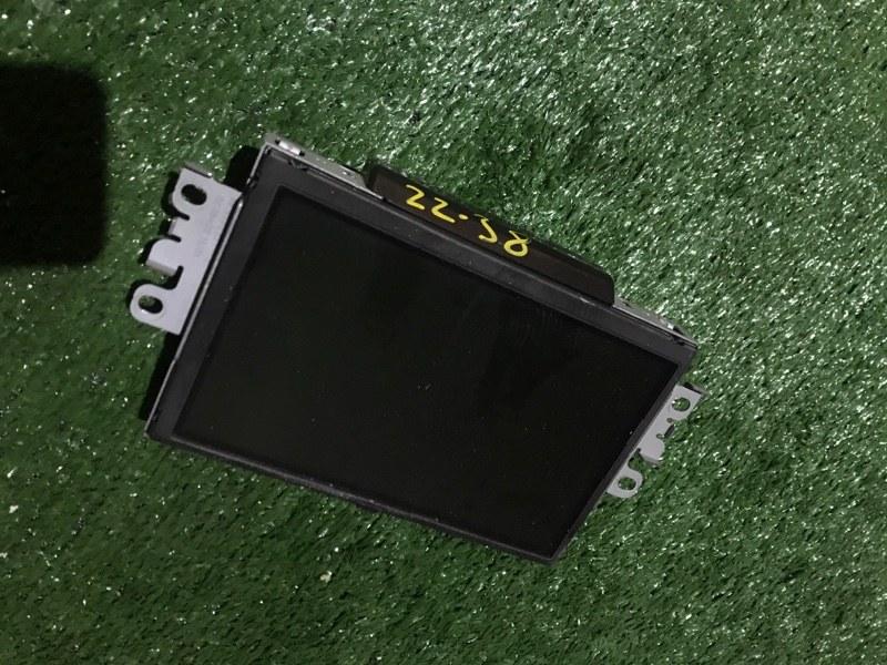 Монитор Volvo V70 B4204T7 2012