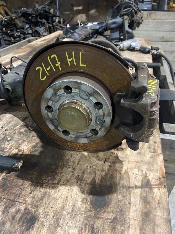 Диск тормозной Volkswagen Bora APK задний левый