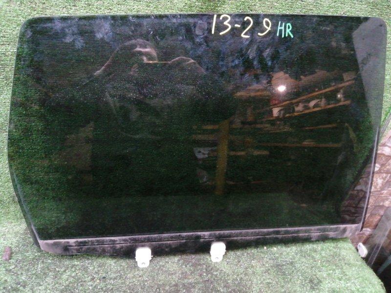 Стекло боковое Mitsubishi Outlander Xl CW6W 6B31 заднее правое