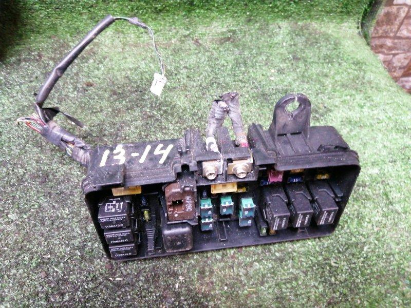 Блок реле и предохранителей Honda Saber UA4 J25A