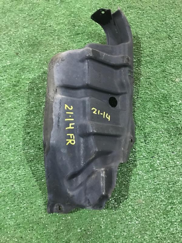 Защита двс Suzuki Chevrolet Cruze HR51S M13A передняя правая