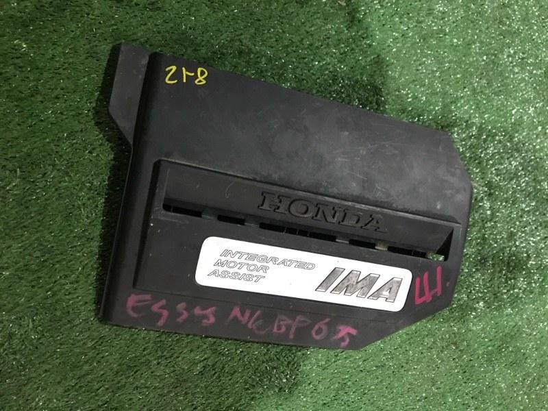 Крышка на двигатель декоративная Honda Civic Hybrid FD3 LDA1
