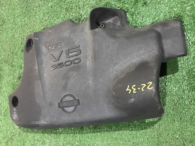 Крышка на двигатель декоративная Nissan Elgrand APWE50 VQ35DE
