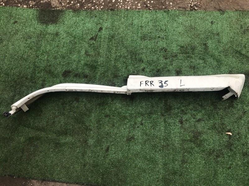 Накладка порога Isuzu Forward FRR35 левая
