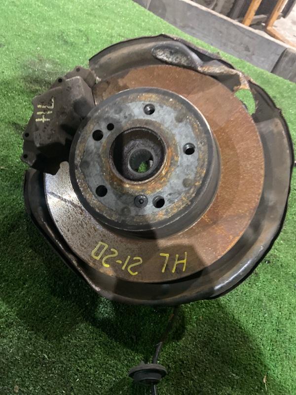 Диск тормозной Mercedes-Benz C240 202 112.910 1998 задний левый