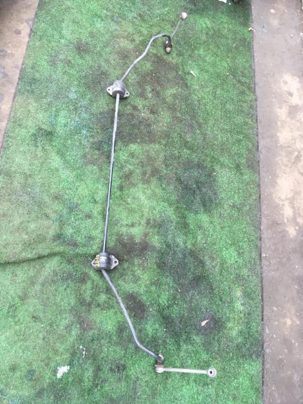 Стабилизатор поперечной устойчивости Bmw 118I E87 N46 2005 задний