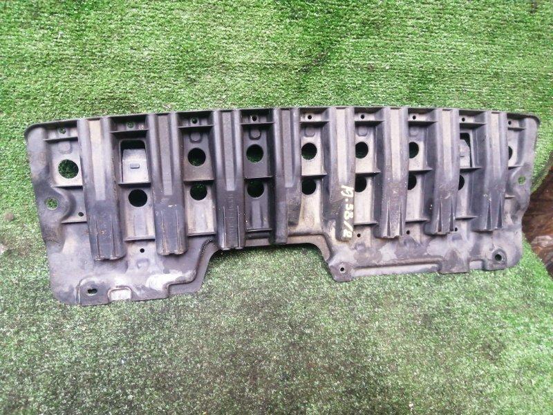 Защита под бампер Toyota Voxy ZZR70W 3ZR-FE