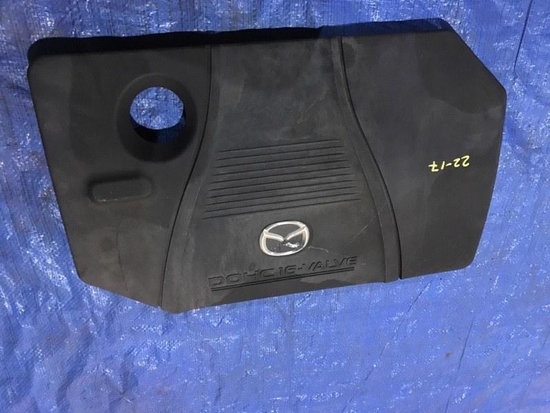 Крышка на двигатель декоративная Mazda Premacy CREW LF